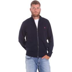 Vêtements Homme Gilets / Cardigans Lumberjack CM60142 018EU Bleu
