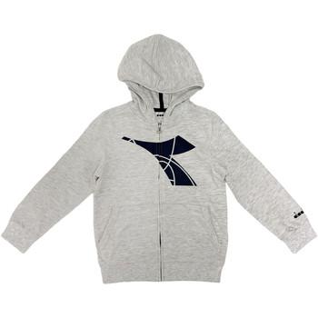 Vêtements Enfant Sweats Diadora 102175893 Gris
