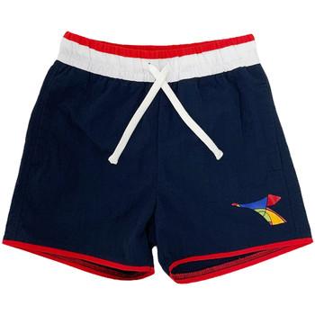 Vêtements Enfant Shorts / Bermudas Diadora 102175897 Bleu