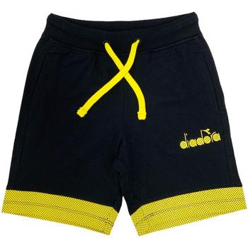 Vêtements Enfant Shorts / Bermudas Diadora 102175908 Noir