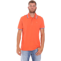 Vêtements Homme Polos manches courtes Diadora 102161006 Orange