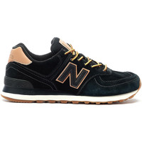 Chaussures Homme Baskets basses New Balance NBML574XAB Noir