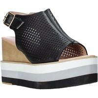 Chaussures Femme Sandales et Nu-pieds Onyx S20-SOX757 Noir