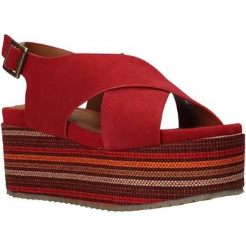 Chaussures Femme Sandales et Nu-pieds Onyx S20-SOX753 Rouge