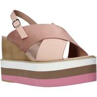 Chaussures Femme Sandales et Nu-pieds Onyx S20-SOX758 Rose