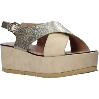 Chaussures Femme Sandales et Nu-pieds Onyx S20-SOX745 Beige