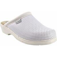 Chaussures Femme Sabots Bienve Chaussure femme  22 sabot anatomique blanc Blanc