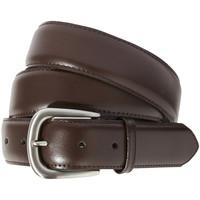 Accessoires textile Ceintures Honcelac Ceinturon réglable cuir marron