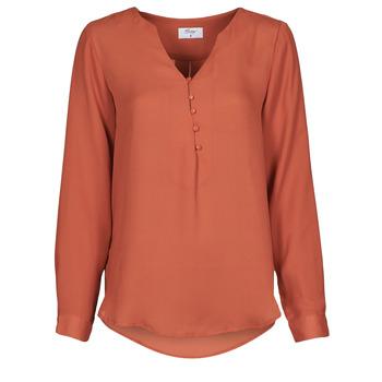 Vêtements Femme Tops / Blouses Betty London PISSINE Rouille