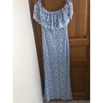 Vêtements Femme Robes longues Gola Robe longue Bleu