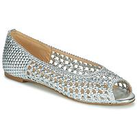 Chaussures Femme Sandales et Nu-pieds Cosmo Paris HAYANE Argenté