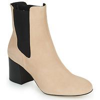 Chaussures Femme Bottines Cosmo Paris LACADO 2 Beige