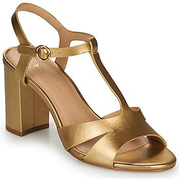 Chaussures Femme Sandales et Nu-pieds Cosmo Paris ZOUM Doré