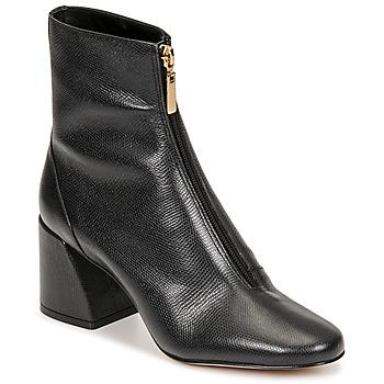 Chaussures Femme Bottines Cosmo Paris ZELINA Noir
