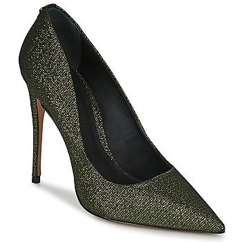 Chaussures Femme Escarpins Cosmo Paris AELIA 2 Noir / Doré