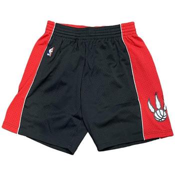 Vêtements Shorts / Bermudas Les Iles Wallis et Futuna Short NBA Toronto Raptors 2012 Multicolore