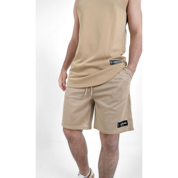 Vêtements Homme Shorts / Bermudas Sixth June Short  Mesh beige
