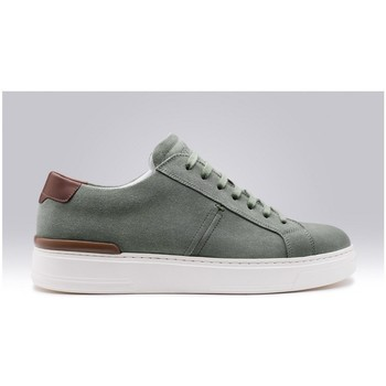 Chaussures Homme Baskets montantes Finsbury Shoes RIVA Vert