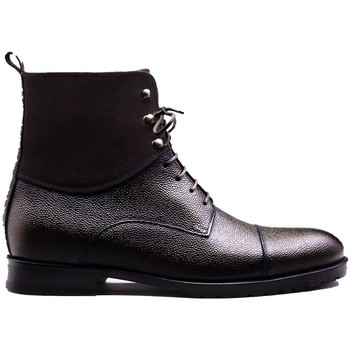 Chaussures Homme Boots Finsbury Shoes GRAHAMS Marron