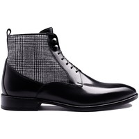 Chaussures Homme Boots Finsbury Shoes MONTECRYSTO Marron