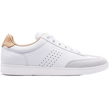 Chaussures Homme Baskets basses Finsbury Shoes TOM Blanc