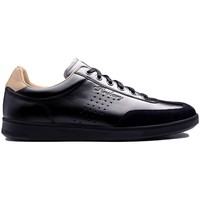 Chaussures Homme Baskets basses Finsbury Shoes TOM Noir