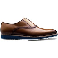 Chaussures Homme Richelieu Finsbury Shoes WILL GOLD Marron