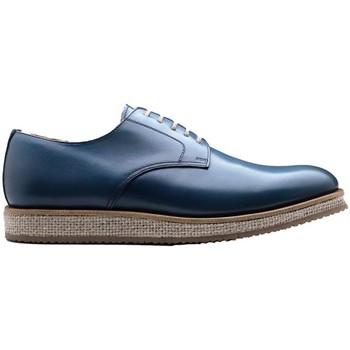 Chaussures Homme Derbies Finsbury Shoes CAPETOWN Bleu