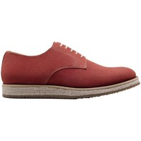 Chaussures Homme Derbies Finsbury Shoes CAPETOWN Rouge