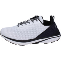 Chaussures Homme Baskets basses Mbt BH423 GADI LACE UP Fast Blanc