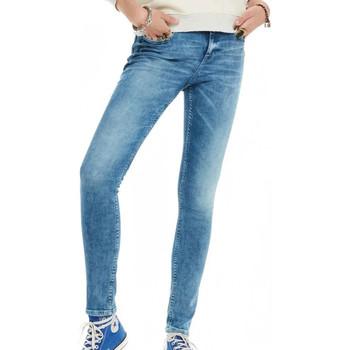 Vêtements Femme Jeans skinny Scotch & Soda 135200-2E Bleu