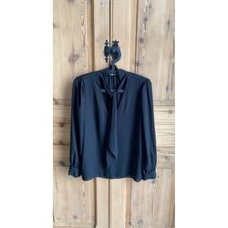 Vêtements Femme Chemises / Chemisiers Zara Chemisier noir Noir