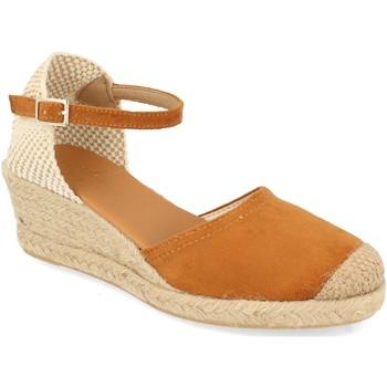 Chaussures Femme Espadrilles Shoes&blues SB-22001 Camel