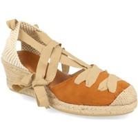 Chaussures Femme Espadrilles Shoes&blues SB-22004 Camel