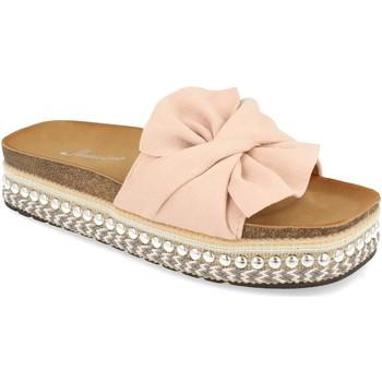 Chaussures Femme Mules Buonarotti YT5570 Rosa