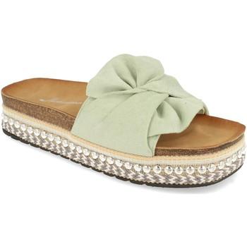 Chaussures Femme Mules Buonarotti YT5570 Verde