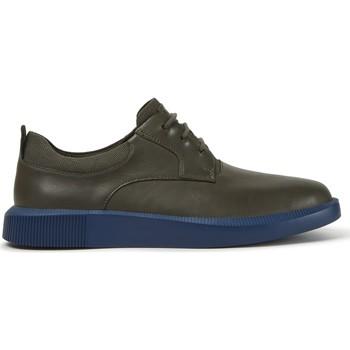 Chaussures Homme Derbies Camper Derbies cuir BILL vert