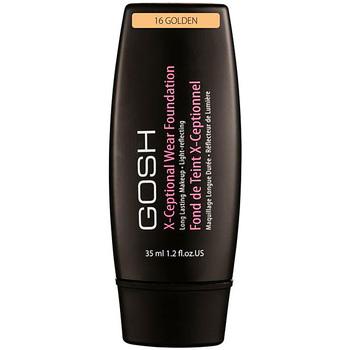 Beauté Femme Fonds de teint & Bases Gosh X-ceptional Wear Foundation Long Lasting Makeup 16-golden