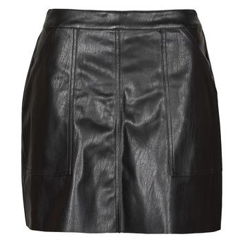 Vêtements Femme Jupes Vero Moda VMSYLVIA Noir