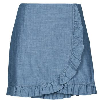 Vêtements Femme Jupes Vero Moda VMAKELA Bleu