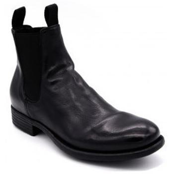 Chaussures Femme Boots Officine Creative calixte 004 Noir