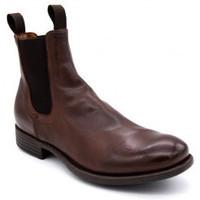 Chaussures Femme Boots Officine Creative calixte 004 Marron
