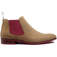 Chaussures Homme Boots Finsbury Shoes LENNY Marron