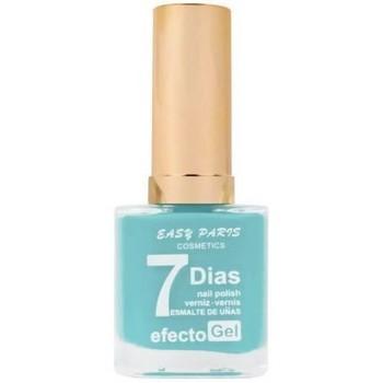 Beauté Femme Vernis à ongles Easy Paris vernis à ongles effet Gel n°092   13ml Bleu