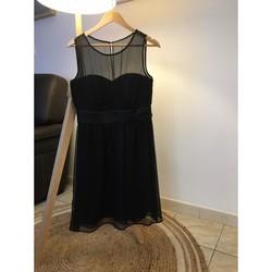 Vêtements Femme Robes courtes Esprit Robe de cérémonie Noir