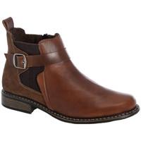 Chaussures Femme Bottines Rieker Z49A9-24 BROWN