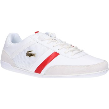 Chaussures Homme Multisport Lacoste 41CMA0050 GIRON Blanco
