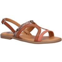 Chaussures Femme Sandales et Nu-pieds MTNG 50750 Marr?n