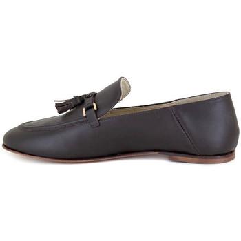 Chaussures Femme Mocassins J.bradford JB-FLORA MARRON Marron