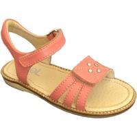 Chaussures Fille Sandales et Nu-pieds Noel Siri Corail